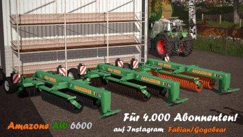 Amazone AW 6600 fs17