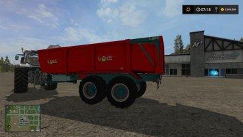 Benne Lair 24 Tonnes CATERPILLAR-TRACTORS-LS15