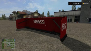 Box plow v2.0 fs17