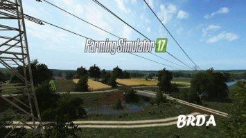 Brda Map v2.0 fs17