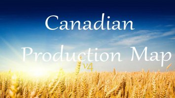 Canadian Production Map 4 beta fs17