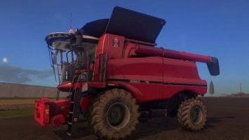 Case IH Axial-flow 7150 40 years fs17