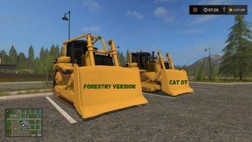 CAT D7 Redux v2.0 fs17