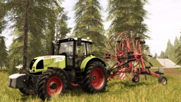 CLAAS ARION 620 CEBIS V1.0 fs17