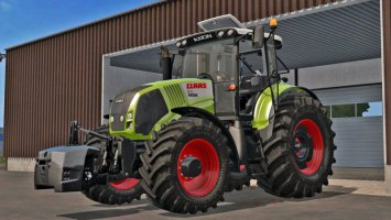 Claas Axion 800 (810, 830, 850) fs17