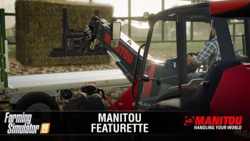 Farming Simulator 19 | Manitou Featurette news