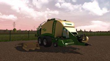 FBM Team] Krone BigPack 1290 - Messervorsatz - DH 1.0.0 fs17