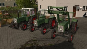 [FBM Team] Update Fendt Farmer 100 - GB, MR, DH, HB fs17