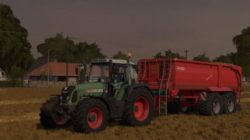 Fendt 800 Vario TMS Series