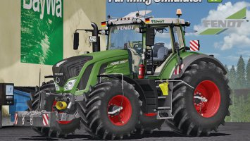 Fendt 900 Vario Full Pack v2