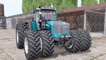 Fendt 920 Vario TMS Petrol pack v2.0 fs17