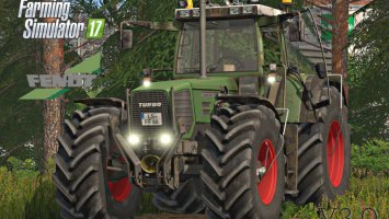 Fendt Favorit 800 Turboshift Serie Full Pack fs17