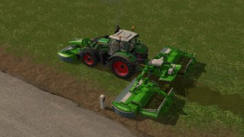 Fendt Mower fs17