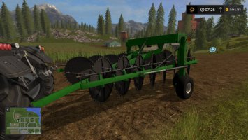 Frontier Wr5417 hay rake fs17