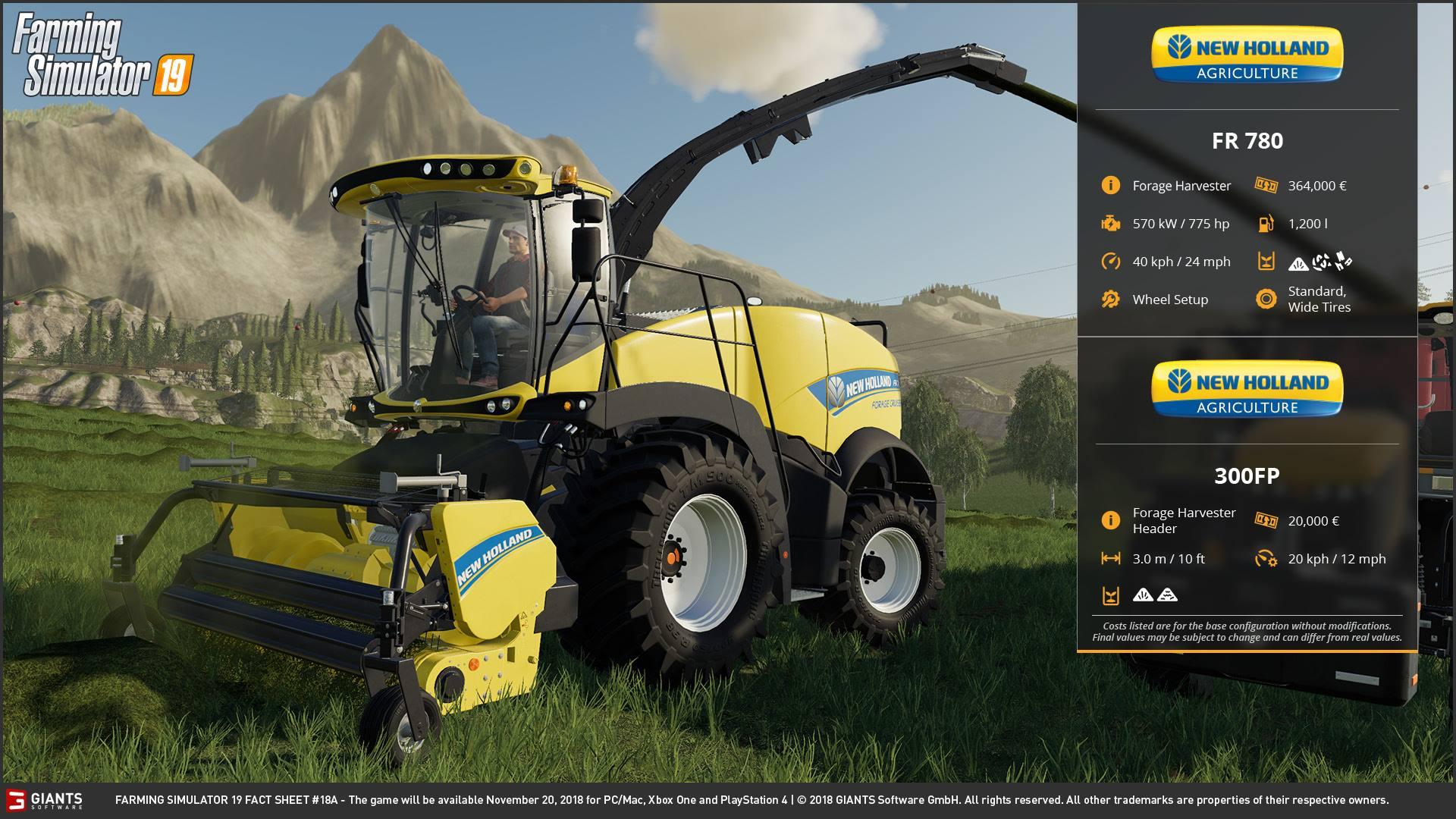FS19 Fact Sheet #8   LS Portal - Farming Simulator Mods