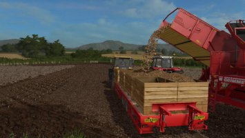 Herbst 24FT Flat Bed Trailer FS17