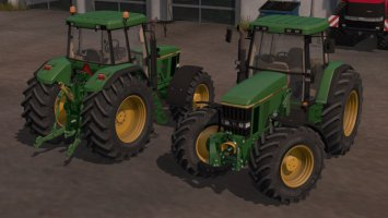 John Deere 7010 Serie (7610-7810) FS17