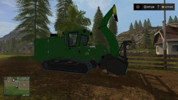 John Deere chipper v2.0 fs17
