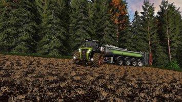 Kaweco 4-Axis Turbotanker LiquidManure-Barrel fs17