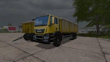 MAN TGS Grain V17.0.0.0 fs17