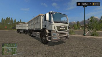 MAN Universal Truck v2.0 fs17