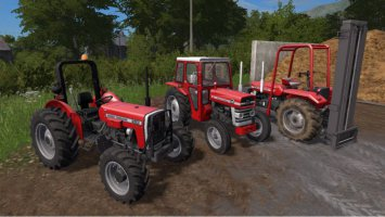 Massey Ferguson 148 and 253 v1.1 fs17