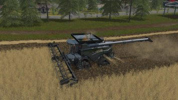 New Holland CR 1090 ATI 4x4 QuadTrac Update final fs17