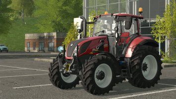 New Holland T5 Red Edition fs17