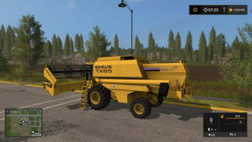 New Holland TX 65 fs17