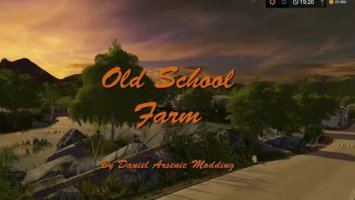 Old School Farm v2.0 fs17