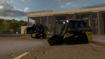 Rustys New Holland skidSteer fs17