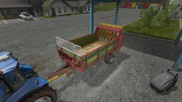 Strautmann BE5 fs17