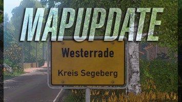 Update zur Westerrade LS17 by Underground Modding