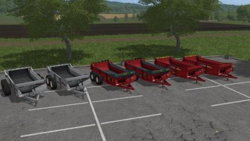 USA Spreader Set DH v4.0 fs17