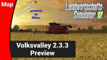 Volksvalley Map v2.3.3