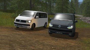 Volkswagen T6 Multivan v0.5 fs17