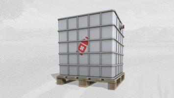 10k capacity liquidTank Herbicide