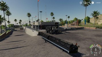 AGCO IDEAL and cutter pack by Stevie fs19