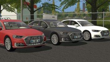 Audi A8 2018 fs17