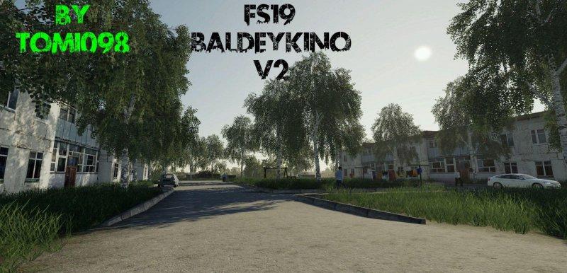 Baldeykino V2 Edit By Tomi098 FS19