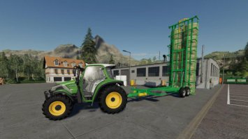 Bale stackers pack fs19