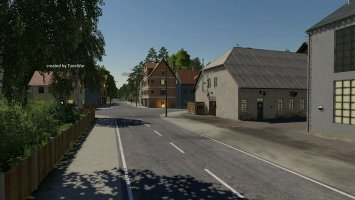 Bettingen Map v1.01 fs19