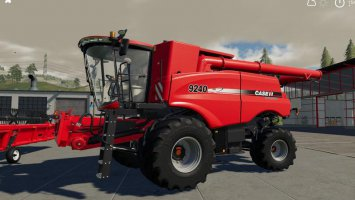 Case IH 9240 Axial Flow