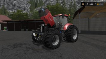 CASE IH Puma 1st and final fs17