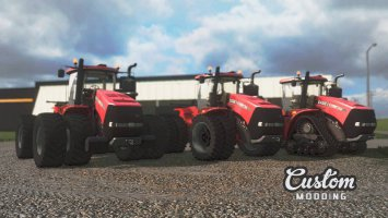 Case Steiger Series fs17