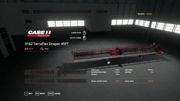 CASEIH 3162 TerraFlex Draper 45FT