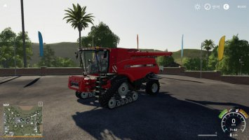 CaseIH Axial-Flow 9240 Series fs19