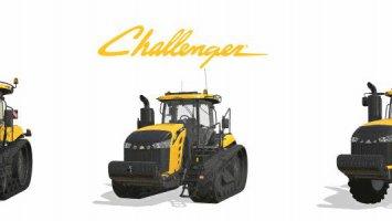 Challenger tractors