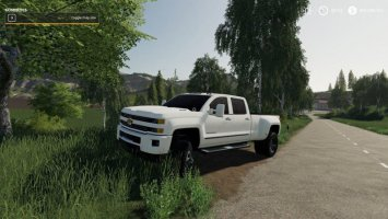Chevy Dually 3500HD