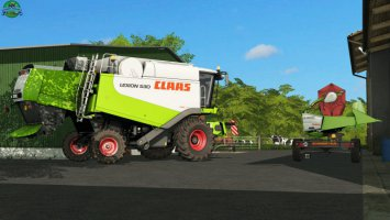 Claas Lexion 530 Pack V1.0.0.0 Final fs17